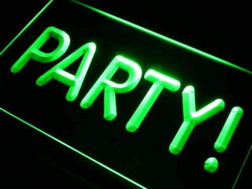 Party! LED Neon Light Sign - Way Up Gifts