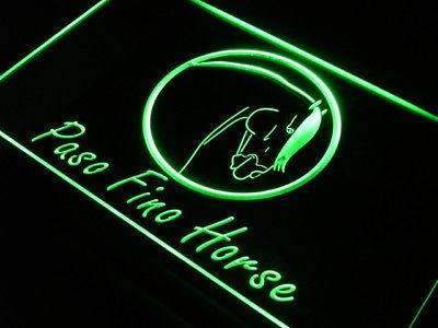 Paso Fino Horse LED Neon Light Sign - Way Up Gifts
