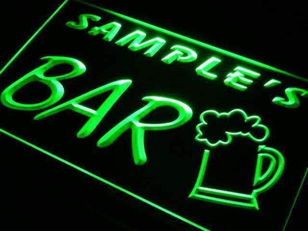 Personalized Bar Beer Mug LED Neon Light Sign - Way Up Gifts