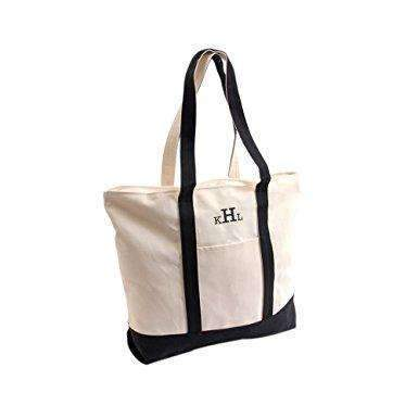 Personalized Canvas Tote Bag - Way Up Gifts