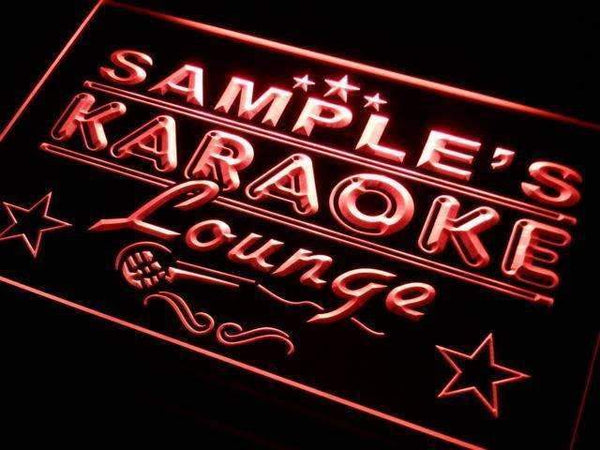 Personalized Karaoke Lounge LED Neon Light Sign - Way Up Gifts