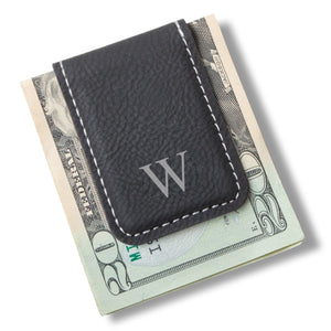 Personalized Mens Magnetic Money Clip