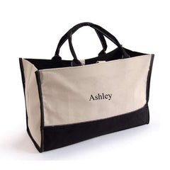Personalized Small Shopping Tote Bag