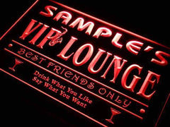 Personalized VIP Lounge LED Neon Light Sign