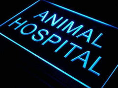 Pet Animal Hospital LED Neon Light Sign