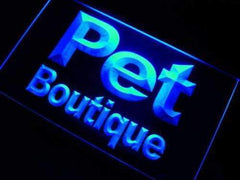 Pet Boutique LED Neon Light Sign