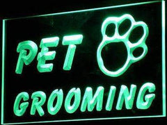 Pet Grooming LED Neon Light Sign