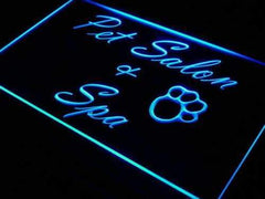 Pet Grooming Salon Spa LED Neon Light Sign
