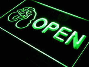 Pet Shop Dog Open Neon Sign (LED)-Way Up Gifts