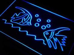 Pet Shop Fish LED Neon Light Sign