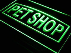 Pet Shop LED Neon Light Sign