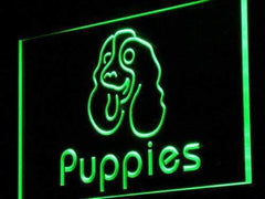 Pet Store Puppies Dogs LED Neon Light Sign