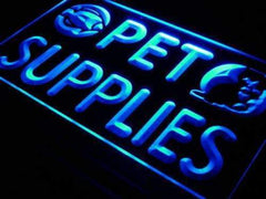 Pet Store Supplies LED Neon Light Sign