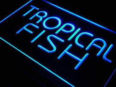 Pet Store Tropical Fish LED Neon Light Sign