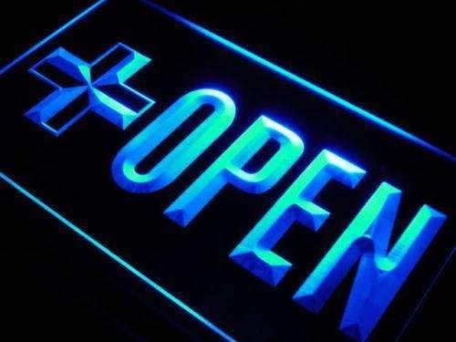 Pharmacy Drug Store Open LED Neon Light Sign - Way Up Gifts