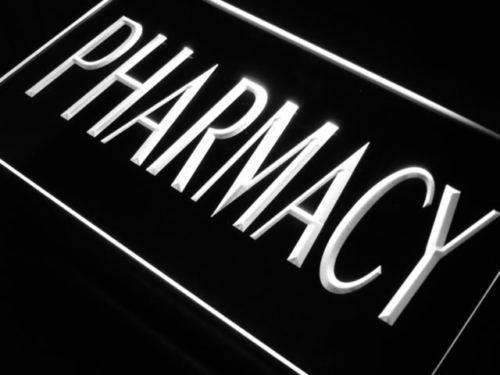 Pharmacy LED Neon Light Sign - Way Up Gifts