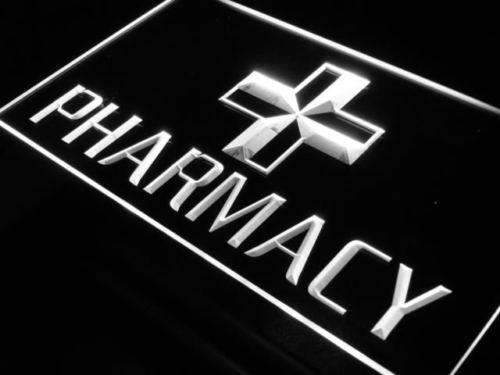 Pharmacy Symbol LED Neon Light Sign - Way Up Gifts