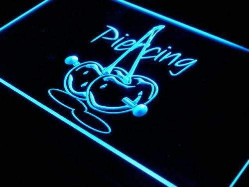 Piercing Cherries Decor LED Neon Light Sign - Way Up Gifts