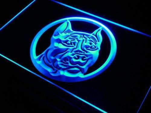 Pit Bull LED Neon Light Sign - Way Up Gifts