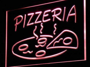 Pizzeria Lure Neon Sign (LED)-Way Up Gifts