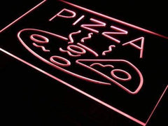 Pizzeria Pizza LED Neon Light Sign