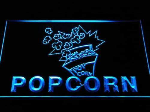 Popcorn LED Neon Light Sign - Way Up Gifts