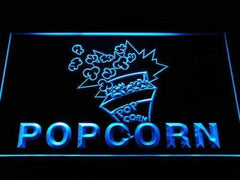Popcorn LED Neon Light Sign