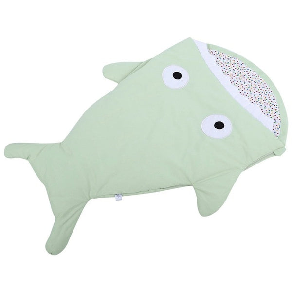 Sea Life Baby Sleeping Bag Green Babies > Accessories > Sleeping Bags & Swaddles > Year Round - Way Up Gifts