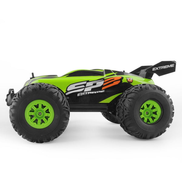 Extreme Monster Truck Off Road RC Car 1:18  Kids > RC Electronics > RC Cars - Way Up Gifts