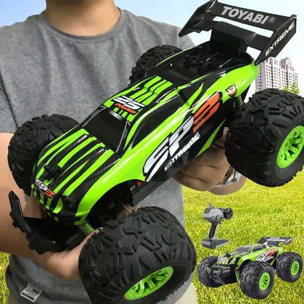 Extreme Monster Truck Off Road RC Car 1:18