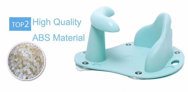 Anti-Slip Baby Bath Seat with Arm Rest - Way Up Gifts