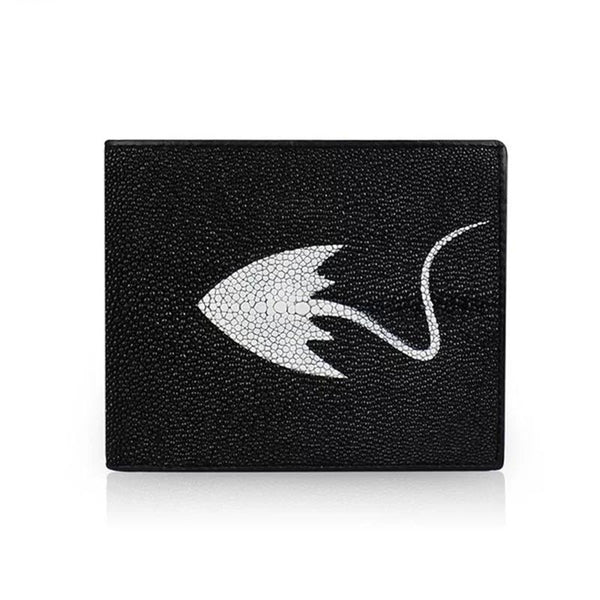 Handmade Stingray Wallet  Men > Accessories > Wallets > Stingray Wallets - Way Up Gifts