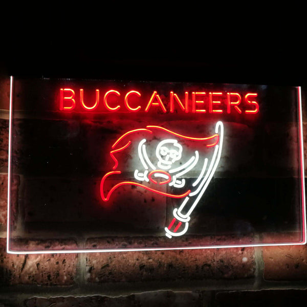 Tampa Bay Buccaneers LED Neon Light Sign