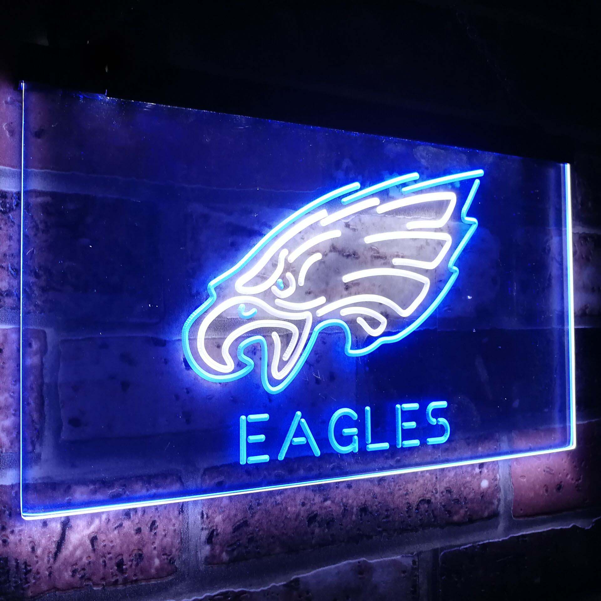 Philadelphia Eagles LED Neon Light Sign