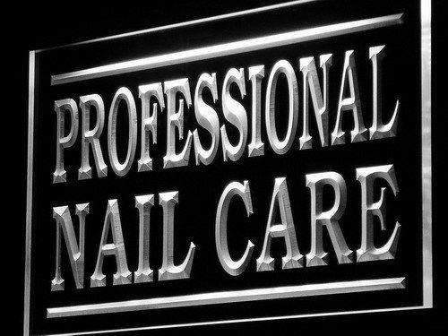 Professional Nail Care LED Neon Light Sign - Way Up Gifts