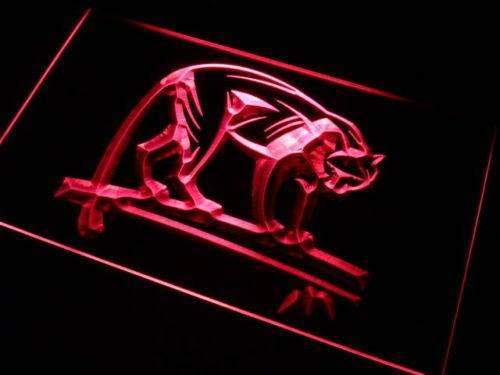 Puma Panther LED Neon Light Sign - Way Up Gifts