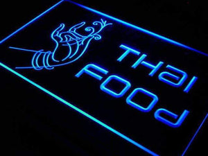 Thai Restaurant Neon Sign (LED)-Way Up Gifts
