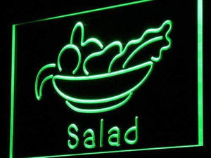 Salad Neon Sign (LED)-Way Up Gifts