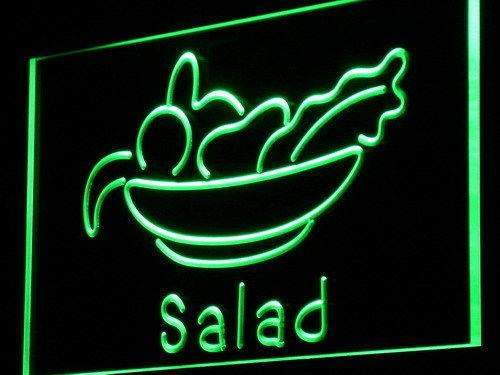 Salad LED Neon Light Sign - Way Up Gifts