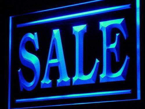 Neon Signs For Sale >> Sale Led Neon Light Sign