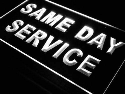 Same Day Service LED Neon Light Sign - Way Up Gifts