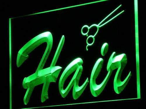 Scissors Hair Cut LED Neon Light Sign - Way Up Gifts