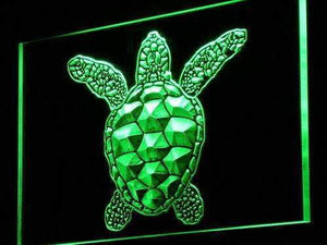 Sea Turtle Neon Sign (LED)-Way Up Gifts