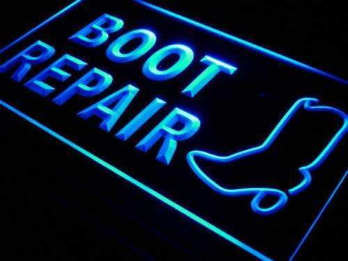Shoe Boot Repair LED Neon Light Sign - Way Up Gifts