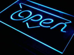 Shop Open LED Neon Light Sign