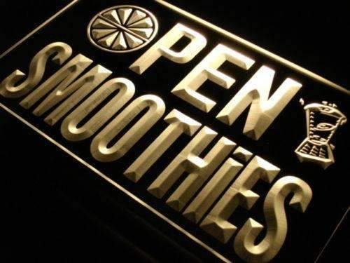 Smoothies Open LED Neon Light Sign - Way Up Gifts