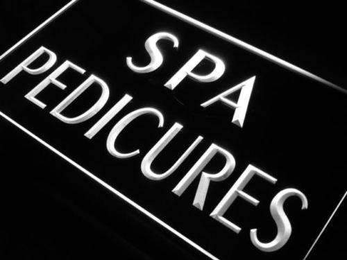 Spa Pedicures LED Neon Light Sign - Way Up Gifts