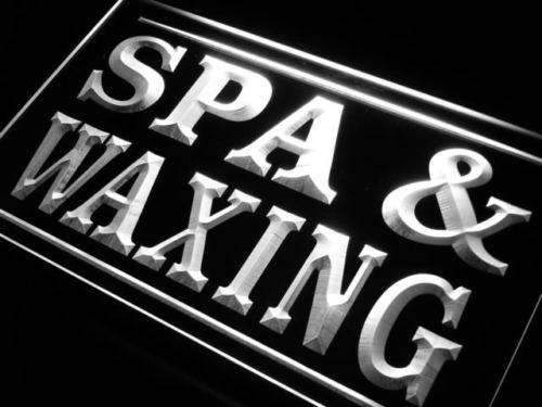 Spa Waxing LED Neon Light Sign - Way Up Gifts