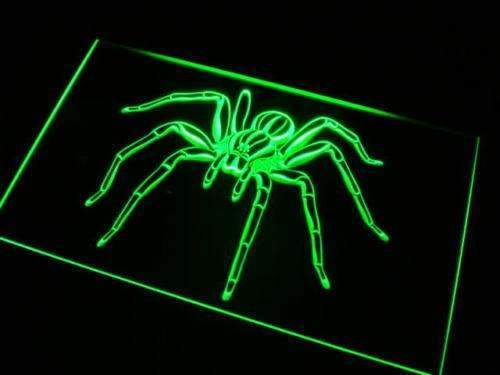 Spider Decor LED Neon Light Sign - Way Up Gifts