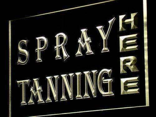 Spray Tanning LED Neon Light Sign - Way Up Gifts